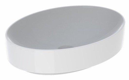 Vasque bol Geberit Variform oval 55 x 40 cm
