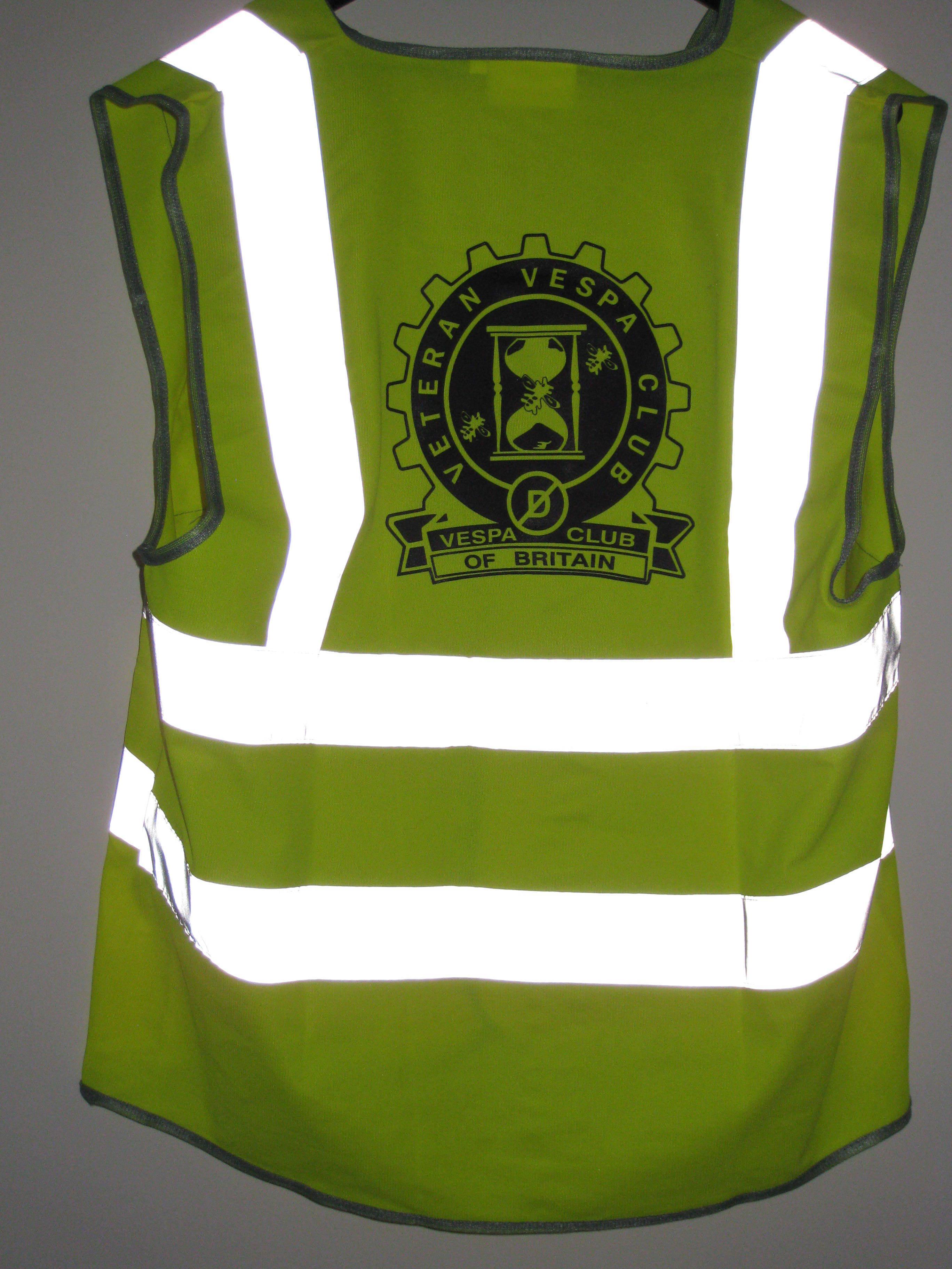 VVC Yellow Hi-vis Jacket 00015