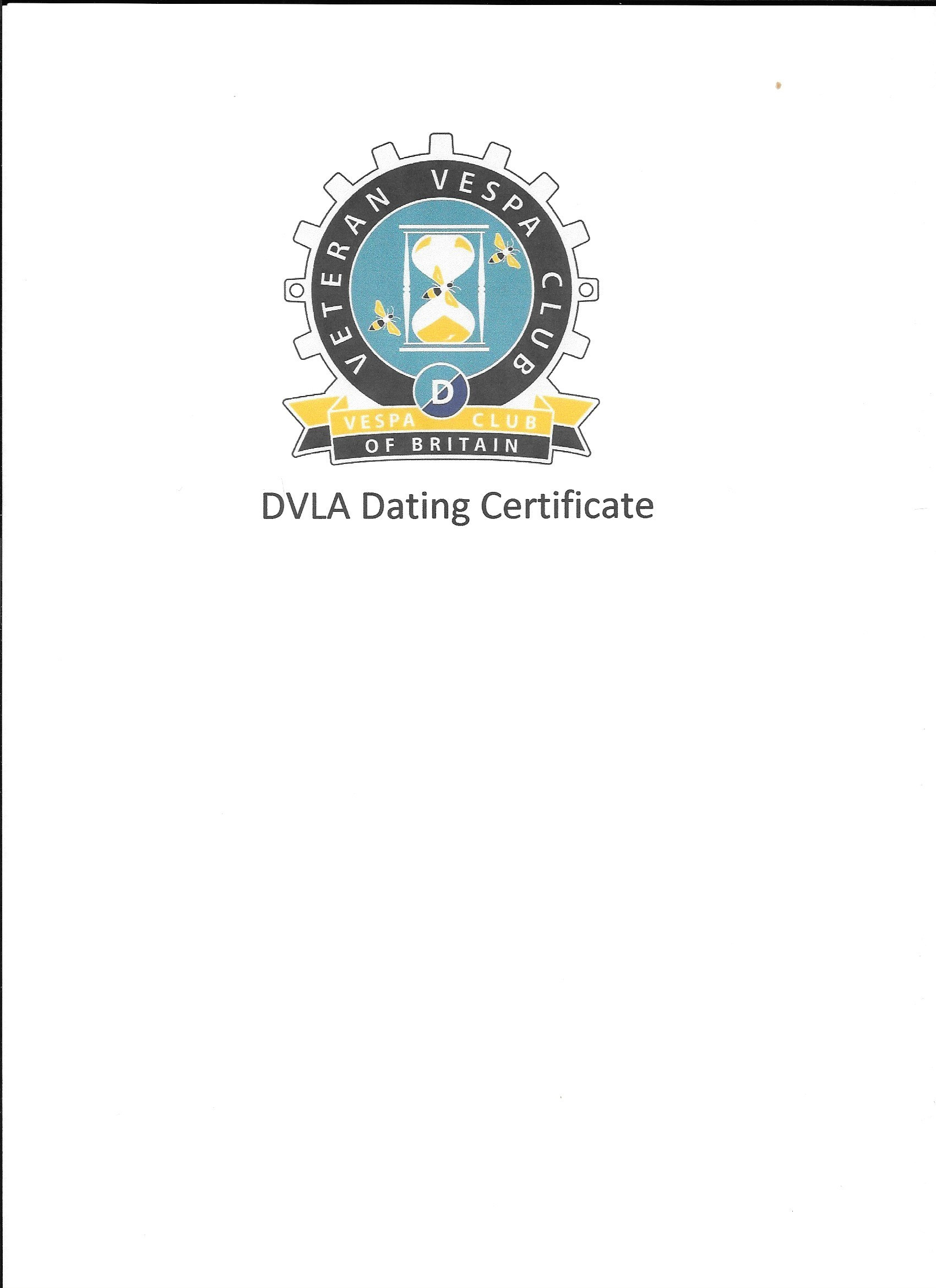 VVC Dating Certificate 00020