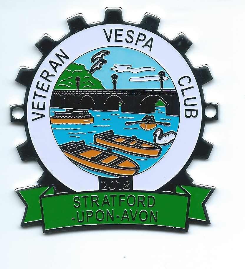 VVC Cog Badge Stratford 2018 00030