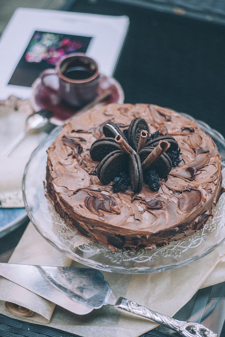 Торт «Ореховый Браунис» 1,5 кг. 00010