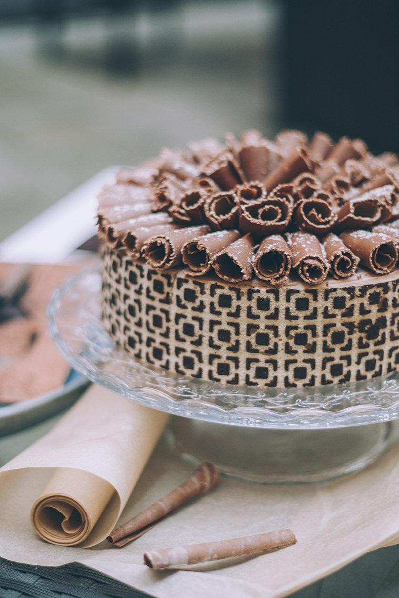 Торт «Введенский» 1,5 кг. 00011
