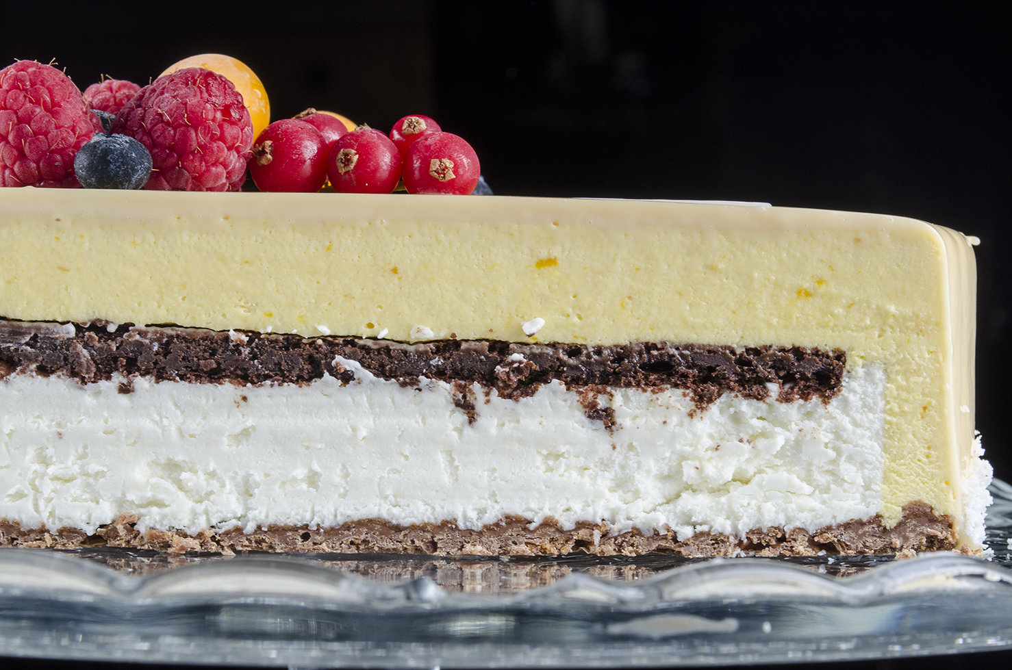 Торт «Экзотик» 1.5 кг.