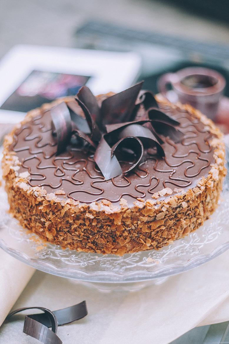 Торт «Экстра»   1.5 кг. 00026