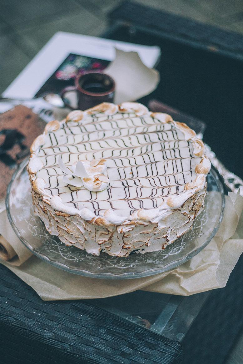Торт «Эстерхаза» 1.5 кг. 00027