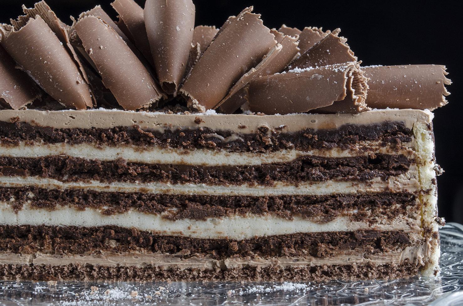 Торт «Введенский» 1,5 кг.