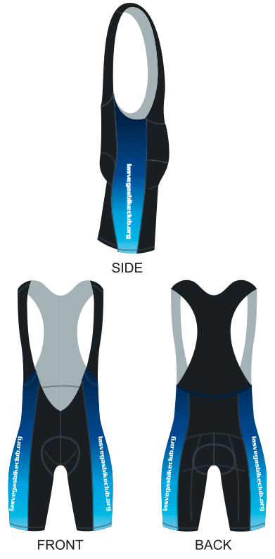 2017 Men's Bib Shorts