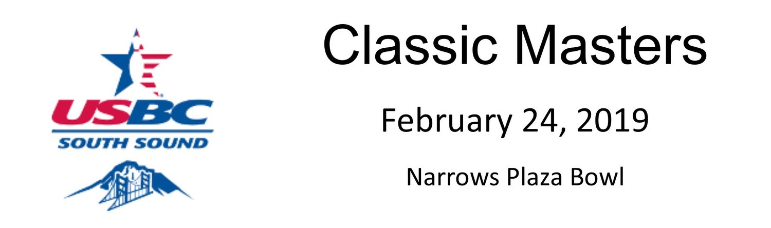 Classic Masters Tournament Registration & Payments