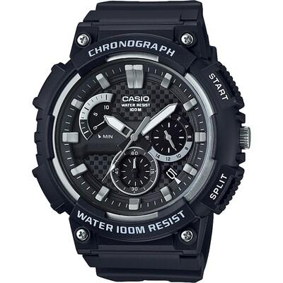 Reloj caballero Casio MCW-200H-1AV analogico