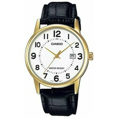 Reloj Casio analogico caballero  MTP-v002gl-7b