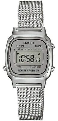 Reloj Casio digital RETRO Mujer LA670WEM-7EF
