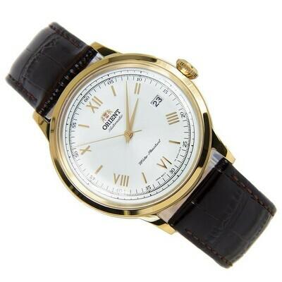 Reloj Automático Hombre Orient Bambino 2 FAC00007W correa cuero