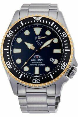 Reloj Automático Hombre Orient Triton RA-EL0003B Power Reserve buceo acero