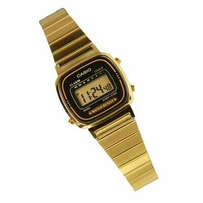 Reloj digital CASIO gold la670wga-1cr retro CASIO