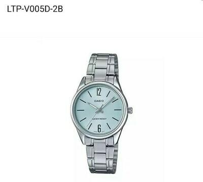 Reloj Casio Analogico Para Mujer Ltp-v005d-7bu