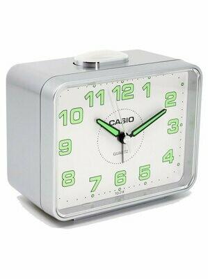 Despertador analogico Casio tq-218-8d gris