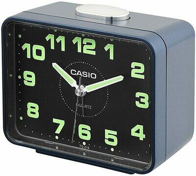 Reloj Casio Despertador TQ-218-2D