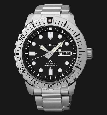 SEIKO PROSPEX SRP585K1 AIR DIVERS BUCEO AUTOMATICO 200M