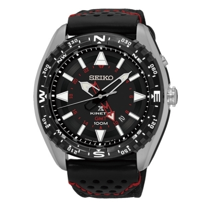 Seiko Prospex Kinetic LAND SUN049P2  GMT 100M