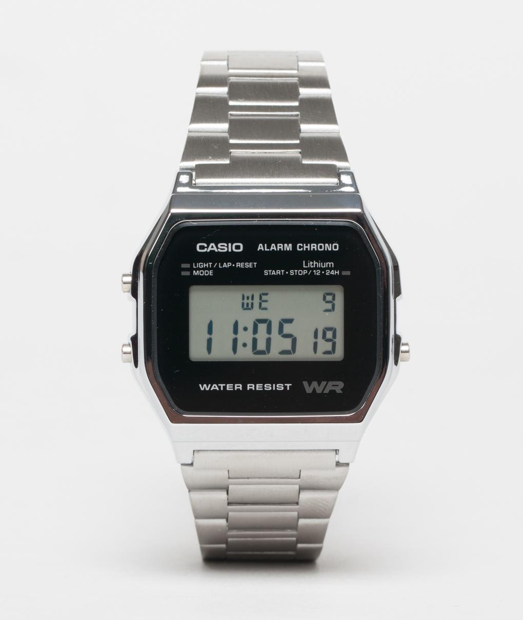 Reloj casio collection digital clásico retro A158WEA-1EF