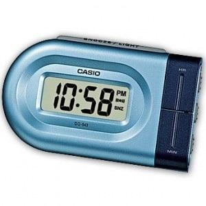 Reloj despertador casio dq-543-2