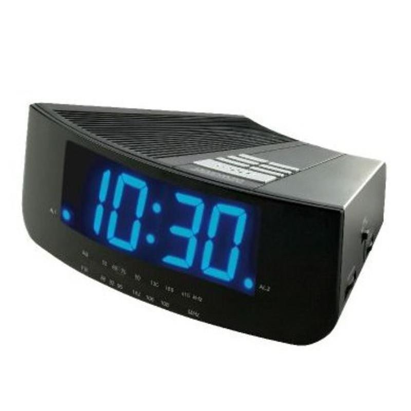 Radio despertador Daewoo dcr28 COn radio FM/AM