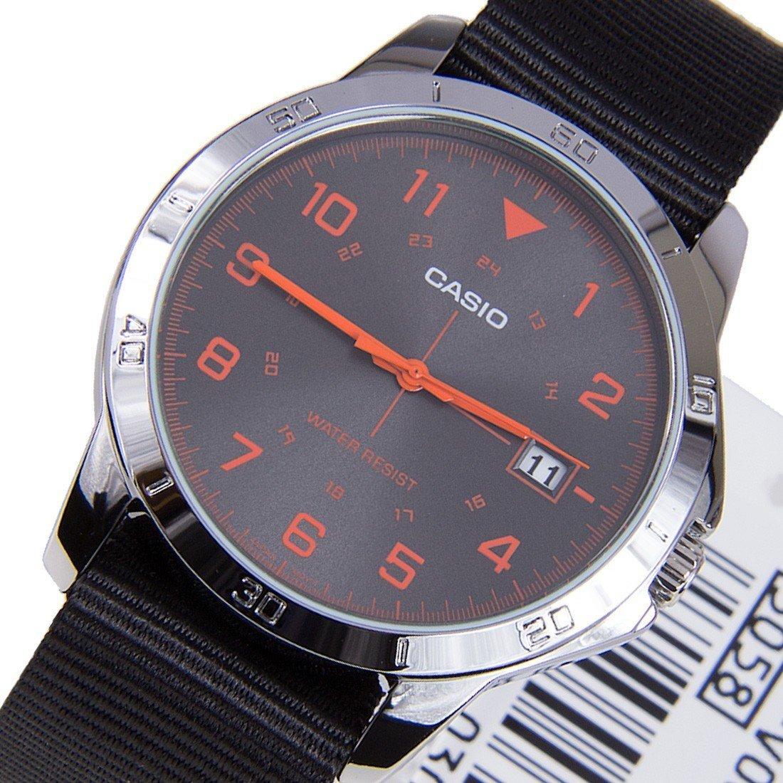 Reloj hombre CASIO MTP-V008B-1B