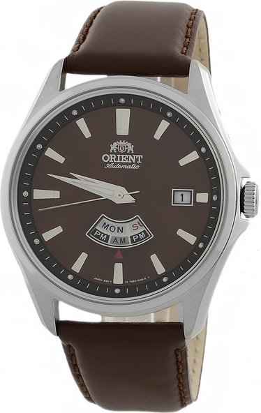 Orient Classic Automatic AM/PM Indicator FFN02006T Men's Watch