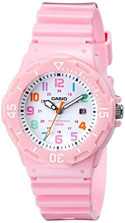 Reloj CASIO mujer analogico LRW-200H-4B2