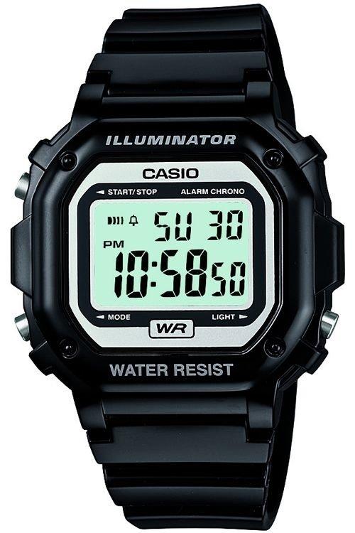 Reloj Casio digital F-108WHC-1AEF