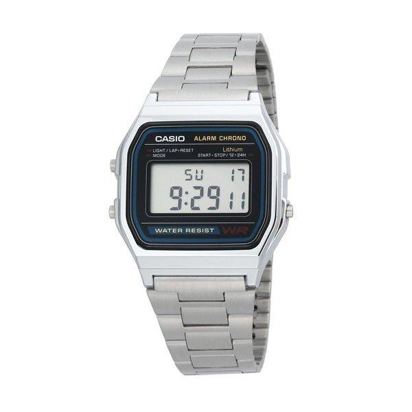 Reloj casio collection digital clásico retro A158WA-1Q