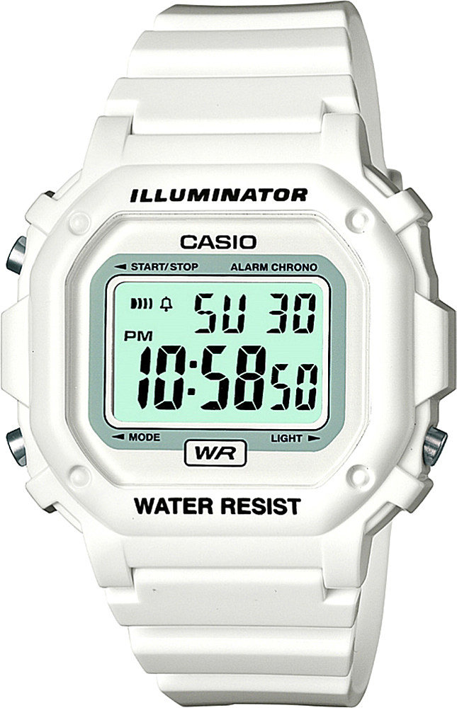 Reloj Casio digital F-108WHC-7BEF