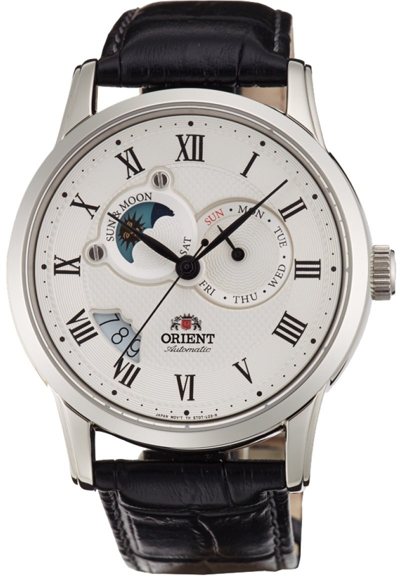Reloj Orient FET0T002S Executive Sun and Moon