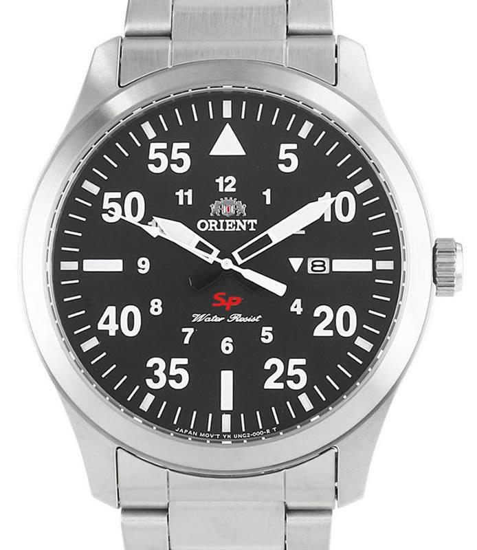 """Reloj ORIENT """"Flight"""" Quartz Watch FUNG2001B"""