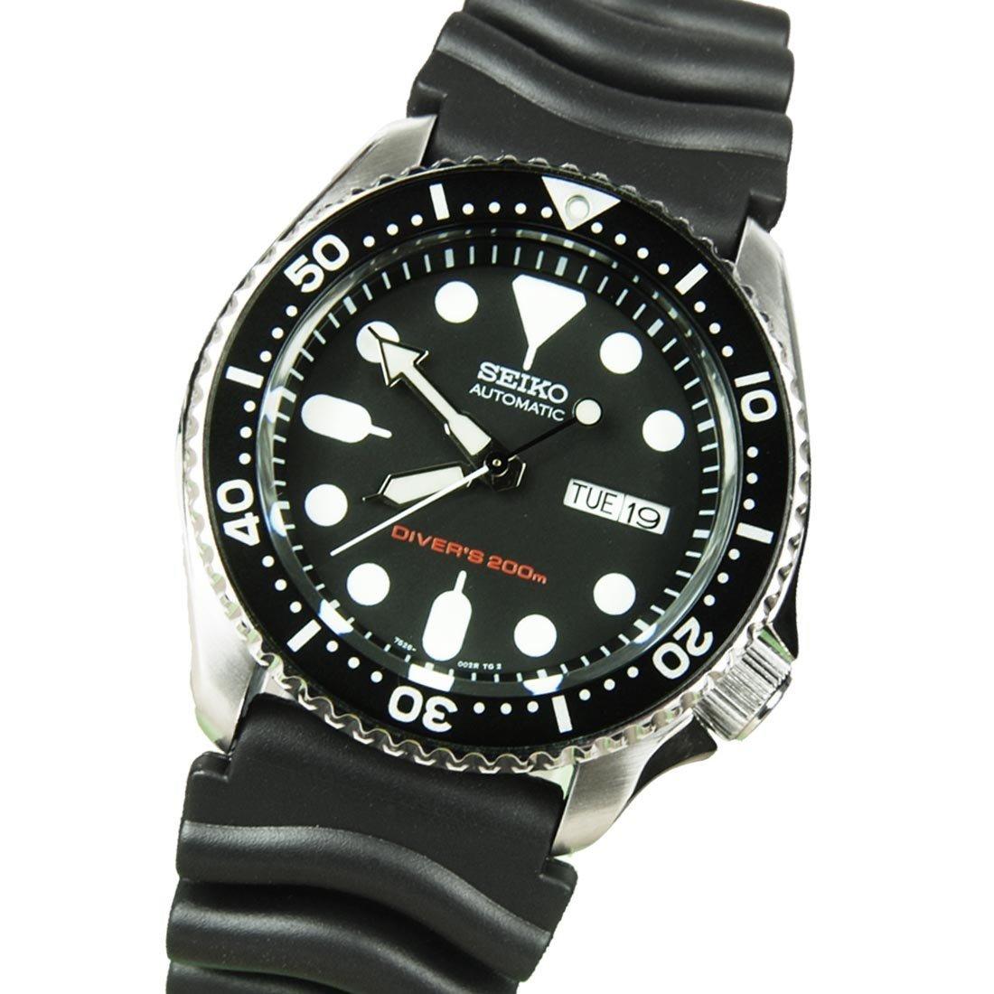 Reloj Seiko RUBBER Automatic watch SKX007K1