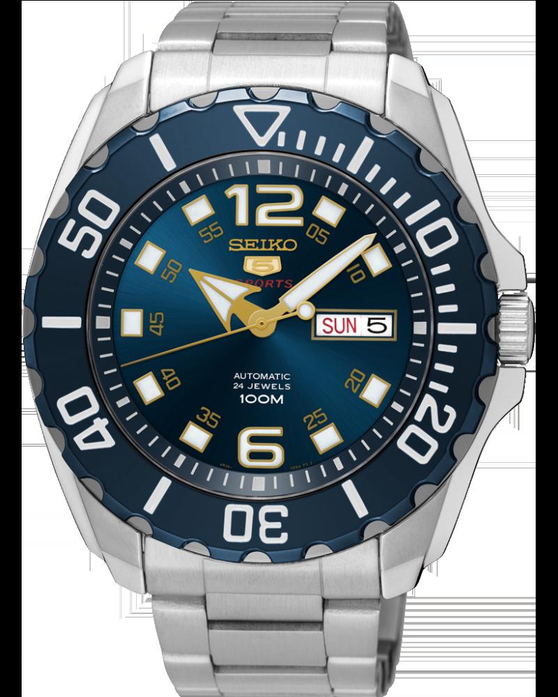 14740e0b2c73 Reloj Seiko 5 Sports Automatic SRPB37K1