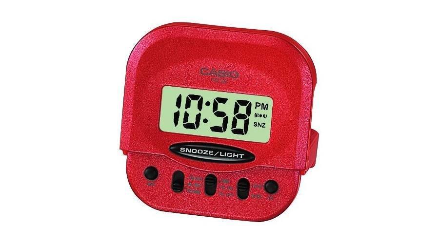Reloj Casio despertador PQ-30-4EF
