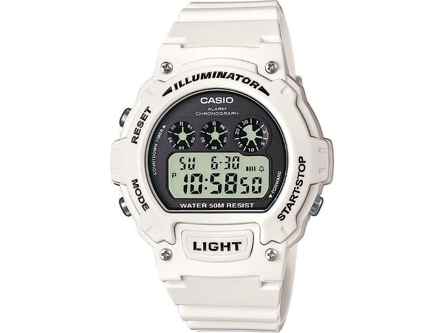 Reloj Casio digital caballero W-214HC-7AVEF