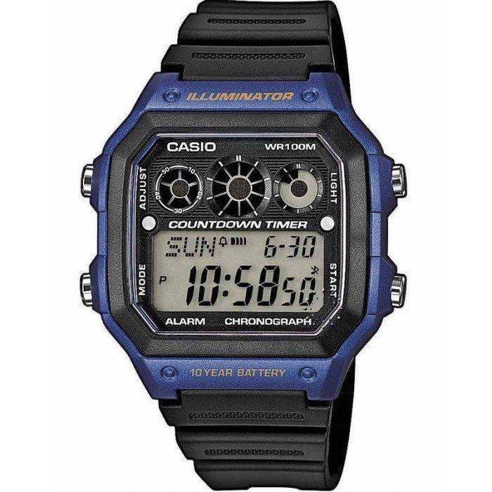 Reloj CASIO digital AE-1300WH-2A