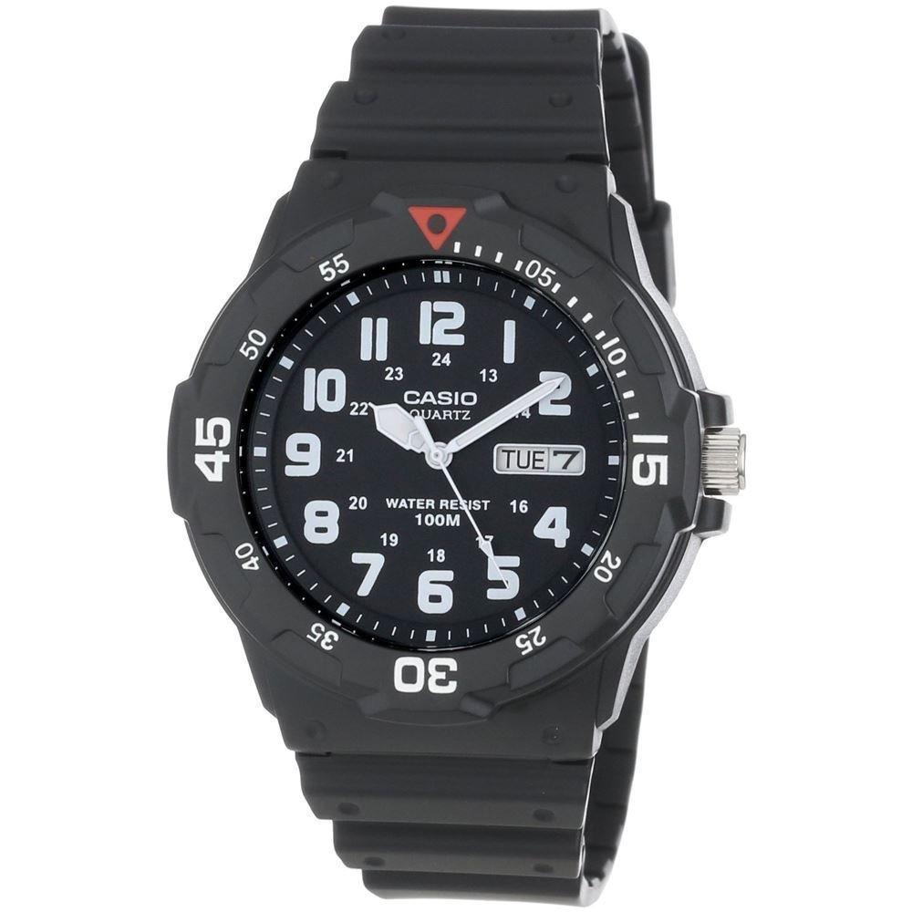 Reloj Casio Collection analógico hombre MRW200H-1B
