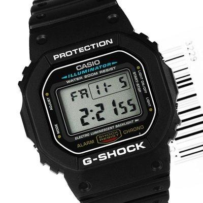 Reloj hombre CASIO G-SHOCK DW5600E-1V