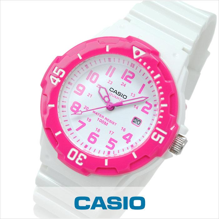 Reloj CASIO mujer  analogico LRW-200H-4B