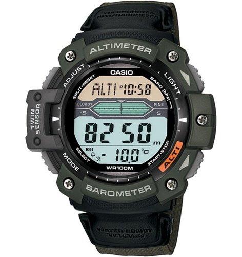 Reloj CASIO twin sensor sgw-300hb-3a - altitud - barómetro