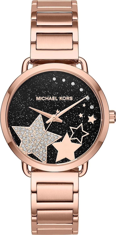 Reloj mujer Michael Kors Portia MK3795 oro rosado
