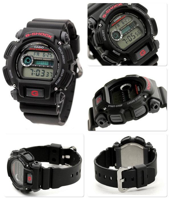 Reloj 1v Hombre G Dw Correa Shock Casio 9052 Caucho 0nO8Pwk