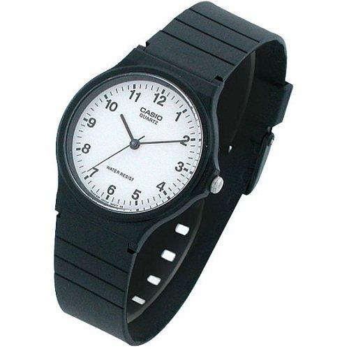 Reloj analógico de pulsera casio collection mq-24-7b