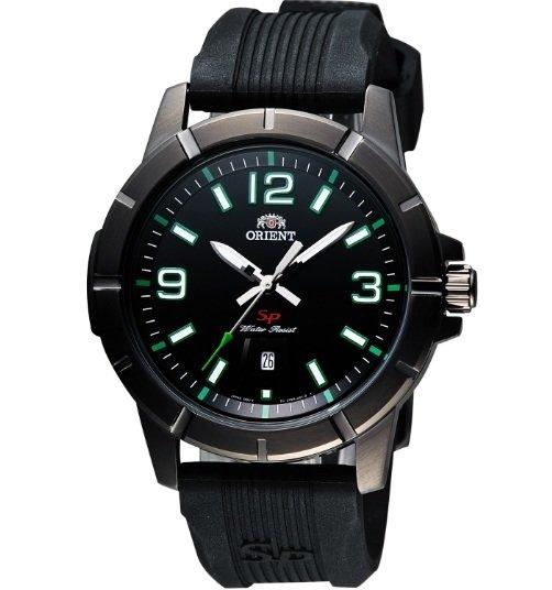 reloj hombre Orient FUNE9008B Sports watch correa caucho fecha