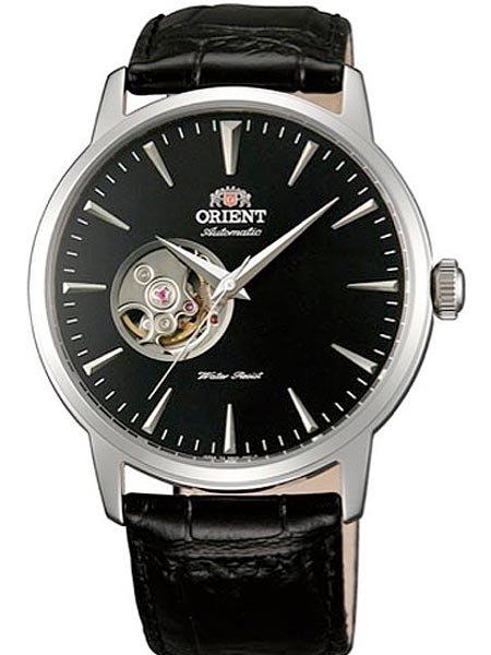 Reloj hombre automático Orient Esteem FDB08004B correa cuero dial negro
