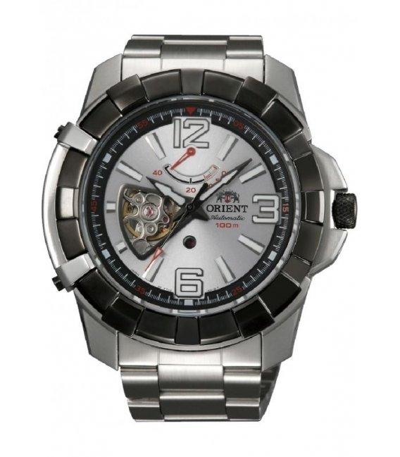 reloj hombre Orient Sports Power Reserve FFT03003A acero inoxidable