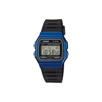 Reloj Casio retro digital F-91WM-2A UNISEX